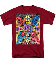 Load image into Gallery viewer, Worldly Abundance - Men's T-Shirt  (Regular Fit)