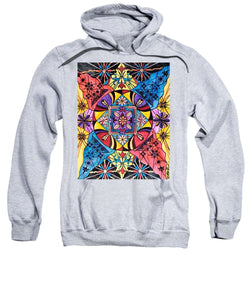 Worldly Abundance - Sweatshirt