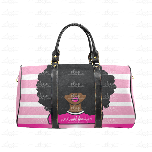 Big Fro Travel Bag - Small