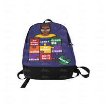Load image into Gallery viewer, Words Matter Backpack - LARGE