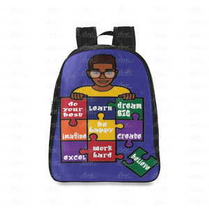Words Matter Backpack - SMALL