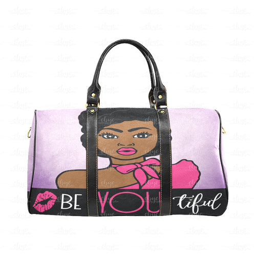 BeYOUtiful Travel Bag - Large