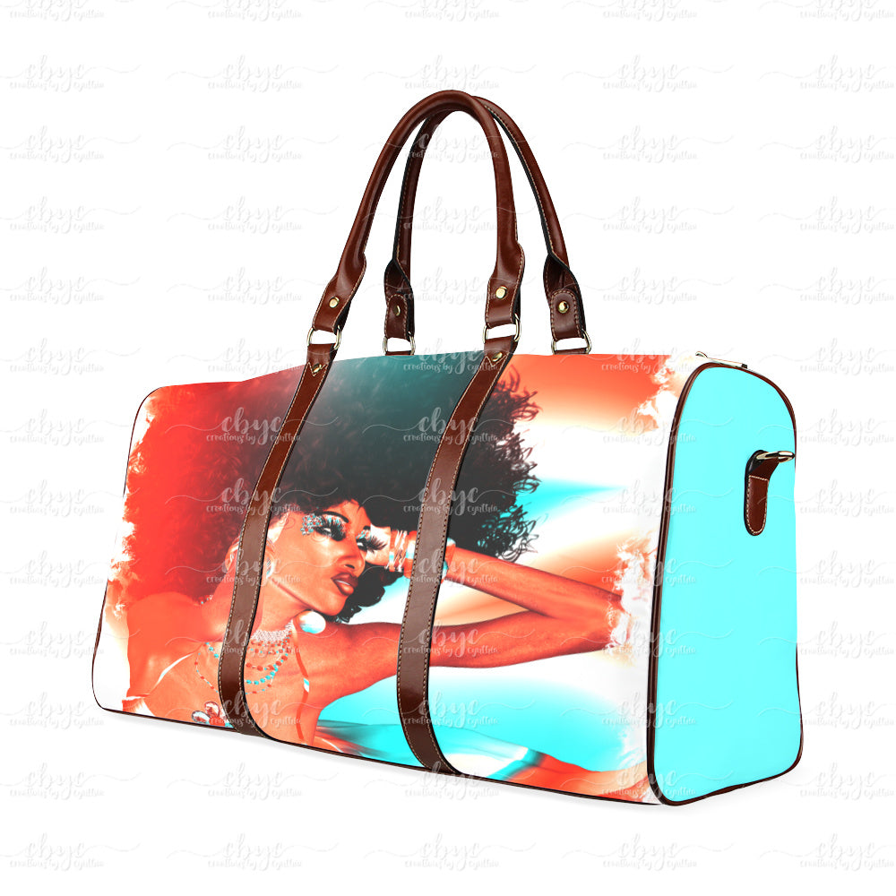 Fierce Travel Bag - Large