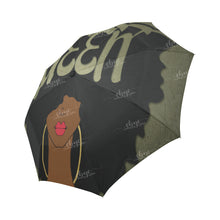 Load image into Gallery viewer, Camo Queen Auto-fold Umbrella