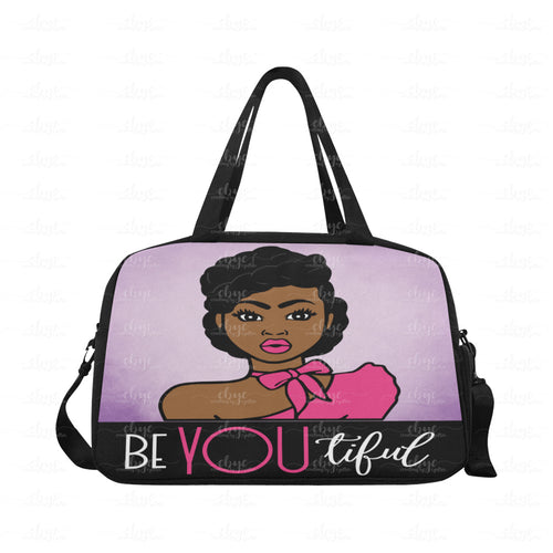 BeYOUtiful Gym/Weekender Bag