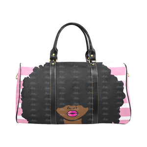 Big Fro Travel Bag - Large