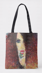 Curly Tote