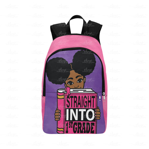 Straight Into Grade Backpack - LARGE