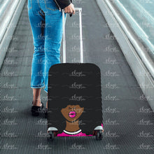 Load image into Gallery viewer, Big Fro Luggage Cover