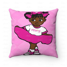 Load image into Gallery viewer, Young Princess Toss Pillow