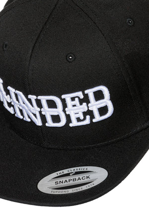"BECK TO BECK Cap ""BLINDED BLINDED"""