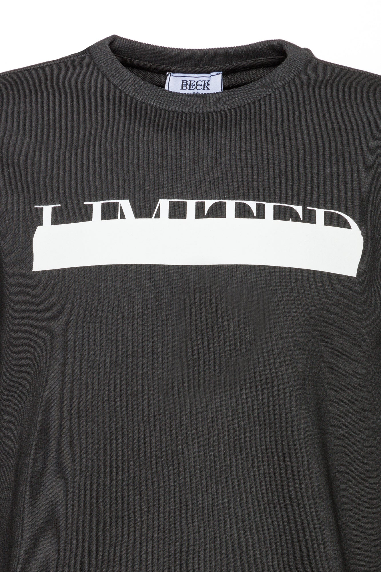 "BECK TO BECK Sweatshirt ""LIMITED"" 2019"
