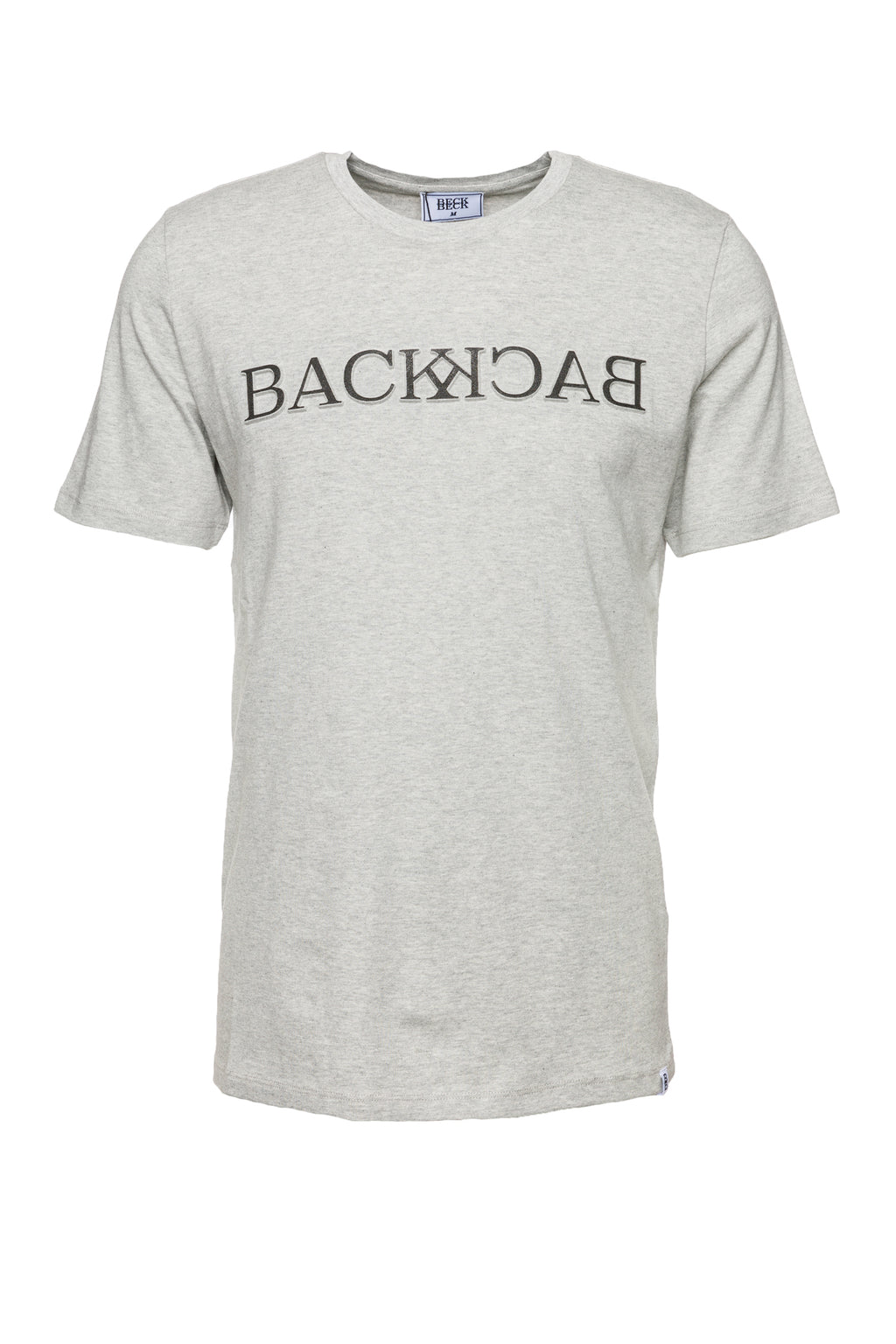 "BECK TO BECK T-Shirt ""BACKBACK 3D"""