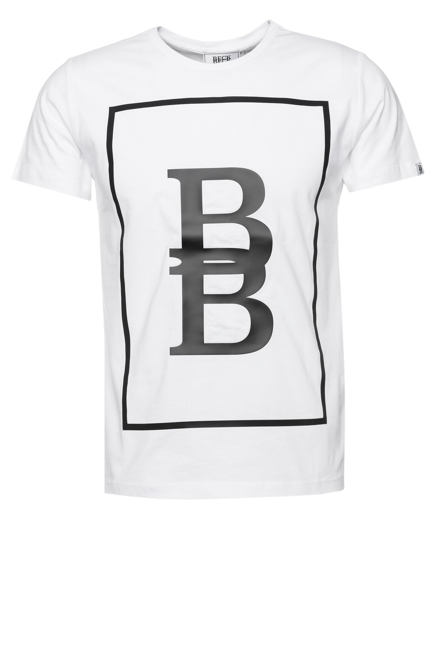 "BECK TO BECK T-Shirt ""BB"" - signed - Limited Edition"