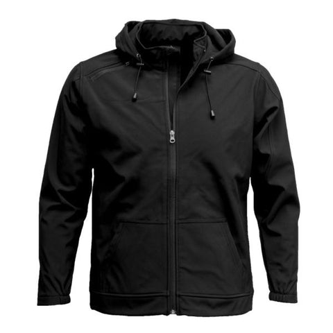 3K Softshell Jacket with Hoodie