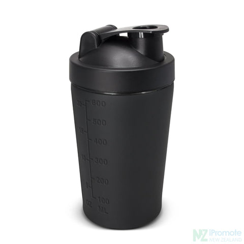 600Ml Metal Shaker Protein Shakers