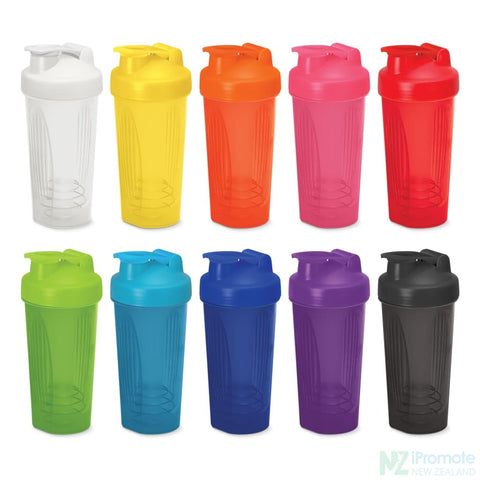 Image of 600Ml Protein Shaker Bottle Shakers