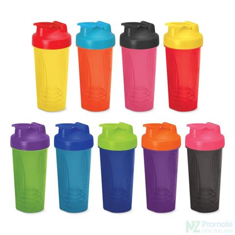 600Ml Protein Shaker Bottle Shakers