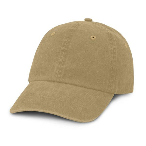 Image of Stone Washed 6 Panel Cap
