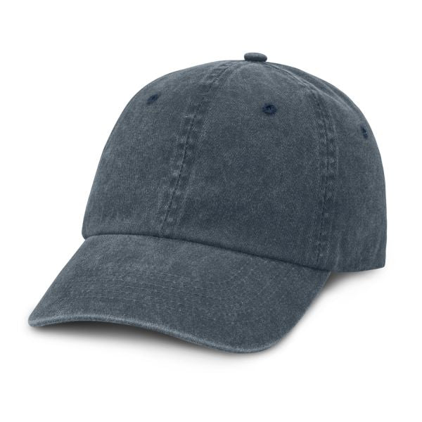 Stone Washed 6 Panel Cap