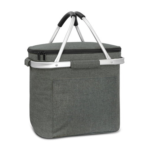 Cooler with Aluminium Handles