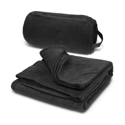 Easy Store 245gsm Polar Fleece Blanket
