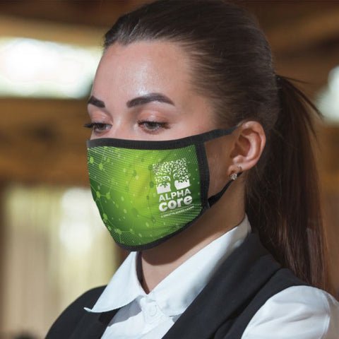 Image of Full Colour 3-Ply Reusable Face Mask