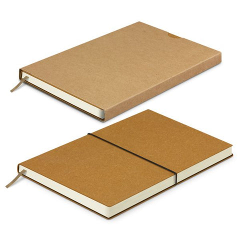 Recycled Soft Cover Notebook