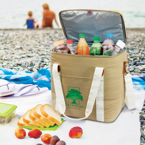 Retro Canvas Cooler