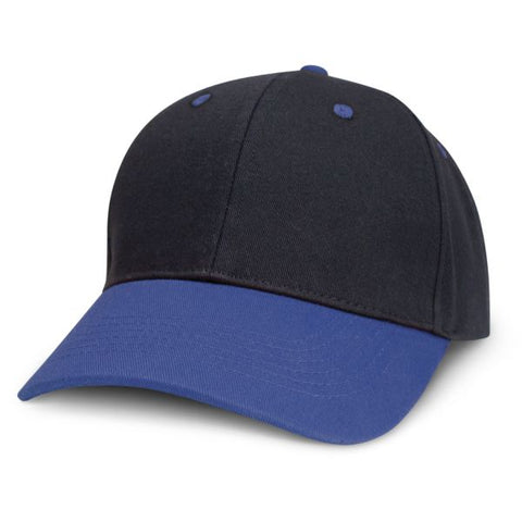 Image of 2 Tone Brushed Cotton Cap