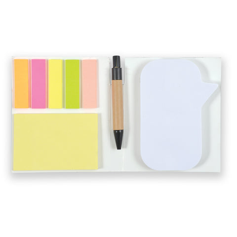 Image of Shout Out Sticky Notes with Pen