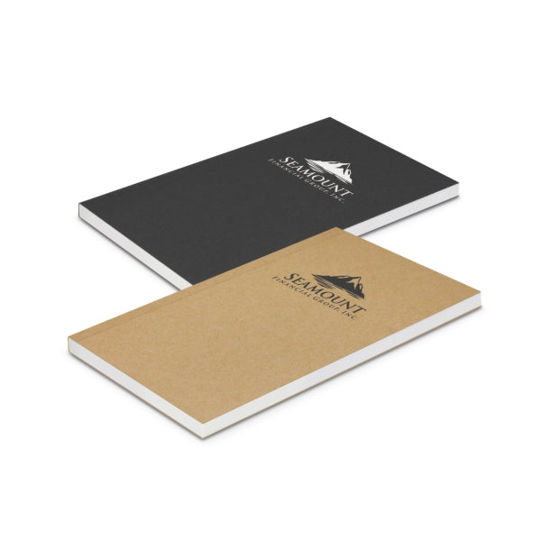 Small 120 Page Bound Notebook