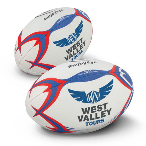 Image of Touch Rugby Size 4 Personalised Ball