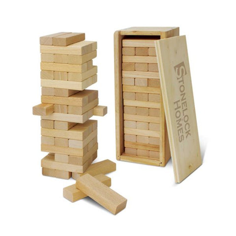 Wooden Block Game -Jenga