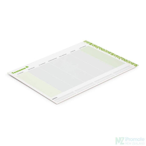 Image of A2 Desk Planner With 25 Leaves