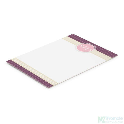 Image of A4 Note Pad 25 Leaves Notepad