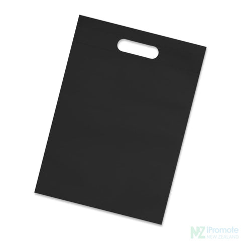Image of A4 Size Catalogue Tote Bag Black Document Bag