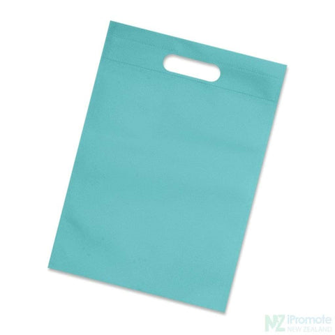 Image of A4 Size Catalogue Tote Bag Light Blue Document Bag