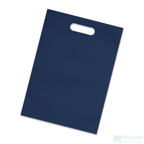 A4 Size Catalogue Tote Bag Navy Document Bag