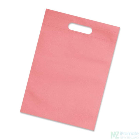 A4 Size Catalogue Tote Bag Pink Document Bag