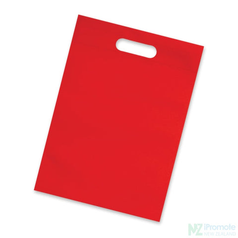 A4 Size Catalogue Tote Bag Red Document Bag