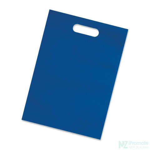 Image of A4 Size Catalogue Tote Bag Royal Blue Document Bag