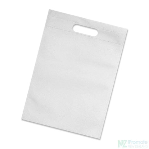 A4 Size Catalogue Tote Bag White Document Bag