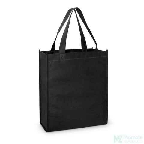 Image of A4 Tote Bag With Gusset Black Bags