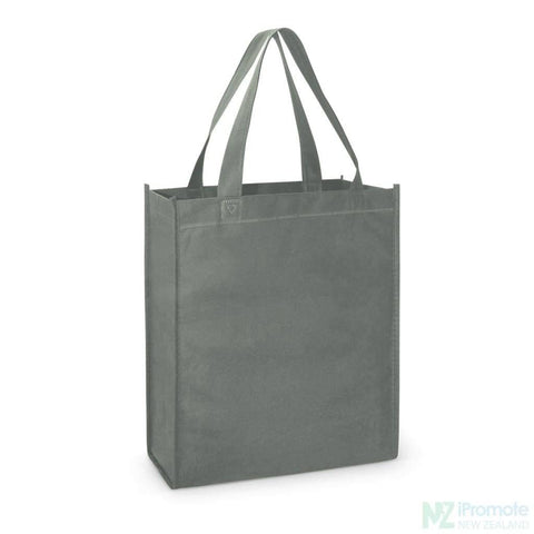 Image of A4 Tote Bag With Gusset Grey Bags
