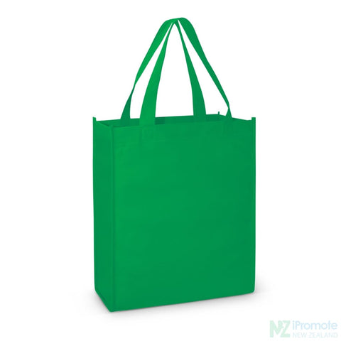 A4 Tote Bag With Gusset Kelly Green Bags