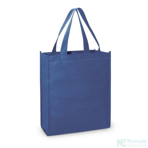 Image of A4 Tote Bag With Gusset Royal Blue Bags