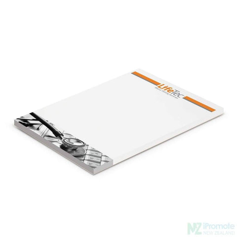 Image of A6 Note Pad 50 Leaves Notepad
