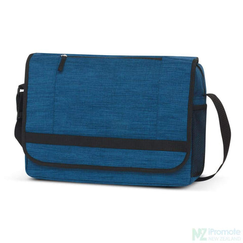 Image of Academy Messenger Bag Blue Bags