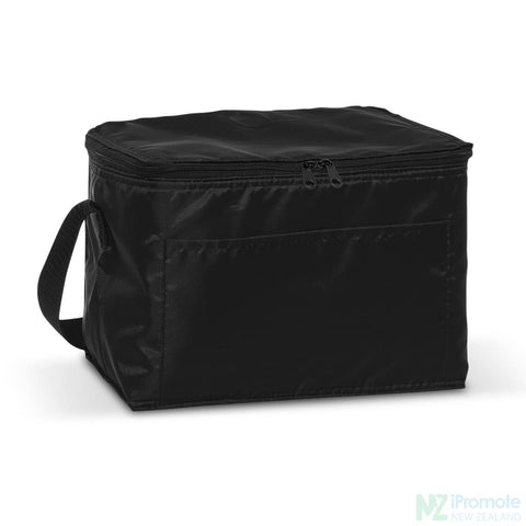 Image of Alaska 6 Can Cooler Black Bag